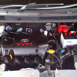 Toyota vios 1.5 Ev ปี2011 รถสวย นางฟ้า มีของแถม รูปเล็กที่ 5