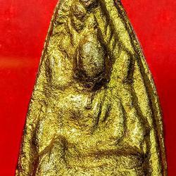 พระพุทธชินราช เนื้อดิน หลวงปู่ยิ้ม วัดเจ้าเจ็ด จ.อยุธยา รูปเล็กที่ 3