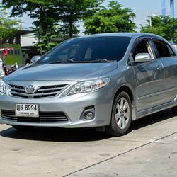 2011 Toyota Corolla Altis 1.6 (ปี 08-13) CNG Sedan รูปเล็กที่ 2