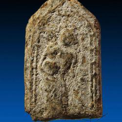 พระสิวลีผงพรายกุมาร  เนื้อยานัตถ์ หลวงปู่ทิม วัดละหารไร่ ปี2515 รูปเล็กที่ 1