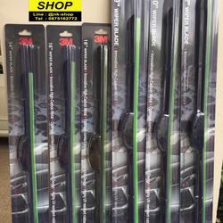 ใบปัดน้ำฝน 3M Wiper Blade  ของแท้ ทรง Aero Blade รูปเล็กที่ 3