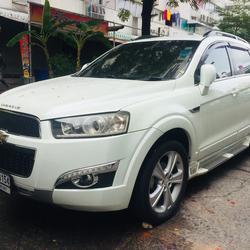 ขาย Chevrolet Captiva 2.o lsx ปี 2015