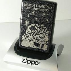 ZIPPO Moon Landing 40th Anniversary Apollo รูปเล็กที่ 1