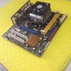 ขายเมนบอร์ด พร้อม CPU รูปเล็กที่ 3