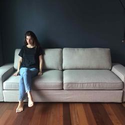 Sofa Bed Ikea 3 Seats รุ่น KIVIK รูปเล็กที่ 2
