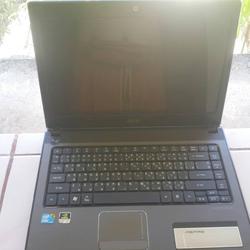 notebook Acer Aspire M450 รูปเล็กที่ 4