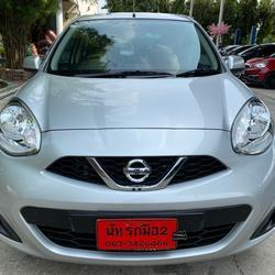🌈ปี2019 Nissan March 1.2  E เกียร์ธรรมดา รูปเล็กที่ 3