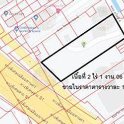 ขายที่ดินเปล่าถมแล้วในถนนสุขุมวิท กรุงเทพมหานคร รูปเล็กที่ 1