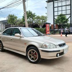 ขายรถเก๋ง Honda civic ตาโตปี 96  จ.พิษณุโลก รูปเล็กที่ 2