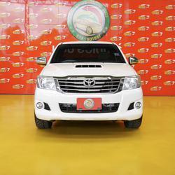 Toyota Hilux Vigo Champ (G) Cab ปี2014 เครื่อง 2.5