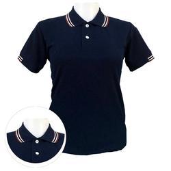 เสื้อโปโล กรมท่าขลิบปกธงชาติ มีทั่งทรงชาย-หญิง รูปเล็กที่ 1