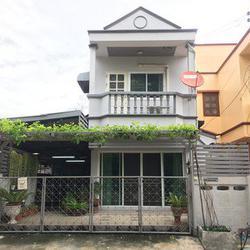 ขายบ้านสวย หลังมุม 39ตร.ว ม.บ้านพิบูลย์ บางซื่อ