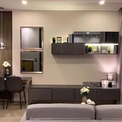 Ashton Asoke For rent 1 bed 35 sq.m. Fl.21 รูปเล็กที่ 1