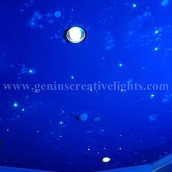 LED Fiber optic stars ceiling ในห้องนอน รูปเล็กที่ 4