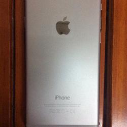 iphone6ไอโฟน6 สีขาวสวยๆ รูปเล็กที่ 2