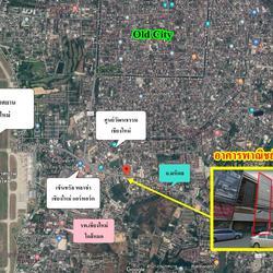 ขายอาคารพาณิชย์ ติดถนนมหิดล ช้างคลาน เชียงใหม่ รูปเล็กที่ 4