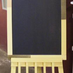 กระดานดำตั้งพื้น ของตกแต่งหน้าร้านขายของเก๋ๆครับ รูปเล็กที่ 2