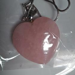 ขายหินรูปหัวใจเนื้อสีชมพู เรียกพลังความรัก รูปเล็กที่ 1