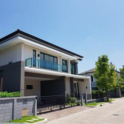 ขายบ้านเดี่ยวThe City Pattanakarn 4 นอน  3 จอด รูปเล็กที่ 6