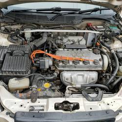 ขายรถเก๋ง Honda civic ตาโตปี 96  จ.พิษณุโลก รูปเล็กที่ 3