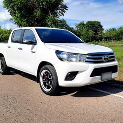 ขายด่วน!! Toyota Hilux Revo 2.4 JPlus 4ประตู ปี2016