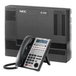 ตู้สาขาโทรศัพท์ราคาถูก NEC SL1000 4 สายนอก 8 สายใน รูปเล็กที่ 1