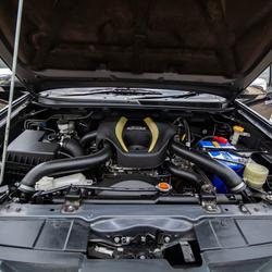 ปี 2016 Isuzu MU-X 3.0 4WD SUV 7 ที่นั่ง (DVD NAVI) ตัวTop รูปเล็กที่ 6