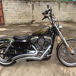 ขายมอเตอร์ไซค์ Harley Davidson seventy-two จังหวัดแพร่ รูปเล็กที่ 2