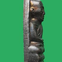 พระหลวงปู่ทวด เตารีดหลังหนัง พิมพ์เล็ก ท. วัดช้างให้ ปี 2506 รูปเล็กที่ 3