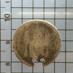 5354 เหรียญสลึง เนื้อเงิน พระบรมรูป ร.5-ตราแผ่นดิน  รูปเล็กที่ 1