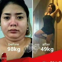 อาเสริมลดน้ำหนัก ZEN รูปเล็กที่ 4