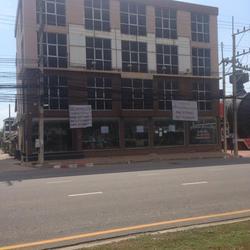 ขายอาคารติดถนนสุขุมวิท 56 พัทยาใต้ ระหว่างแมคโคร และ โลตัส รูปเล็กที่ 1
