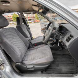 รถบ้าน ปี 2001 Honda City 1.5EXI เบนซิน สีเทา รูปเล็กที่ 4