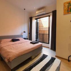 For Rent Modern Loft Townhome 2 Storeys in Sukhumvit 49 28sqw. near BTS Thonglor รูปเล็กที่ 3