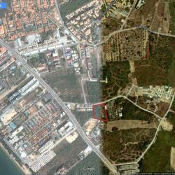 ขายที่ดิน 5 ไร่ 55 ตารางวา หน้ากว้าง 73 เมตร ลึก 121 เมตร ใก้ลหาดพัทยา เหมาะสร้างโรงแรมและดอนโด รูปเล็กที่ 1