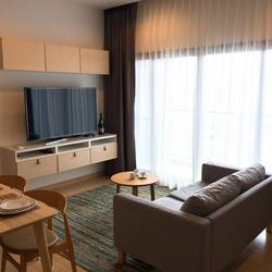 Whizdom Connect 2 bedrooms for rent  รูปเล็กที่ 6