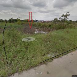 ขายที่ดินเปล่า ทำเลดีมาก เทศบาล ปทุมธานี สร้างได้ทุกอย่าง รูปเล็กที่ 3