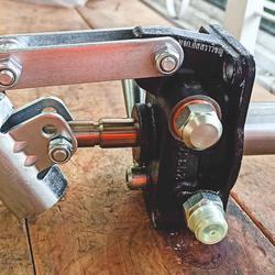 ปั้มมือโยกไฮดรอลิค แบบติดกับถังน้ำมัน (HAND PUMPS FOR TANK MOUNTING) ยี่ห้อ OLEO รุ่น PMI series รูปเล็กที่ 2