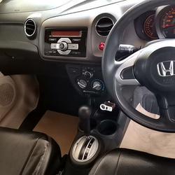 ขายรถบ้าน Honda Brio Amaze 1.2V/AT ตัวท๊อปปี 2013 รูปเล็กที่ 2