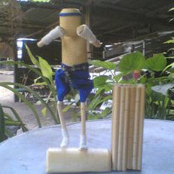 ตุ๊กตาไม้มวยไทย รูปเล็กที่ 5