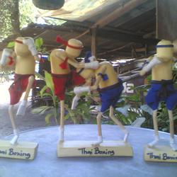ตุ๊กตามวยไทย รูปเล็กที่ 6