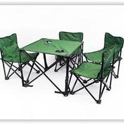 ชุดโต๊ะพับ และเก้าอี้สนาม รูปเล็กที่ 1