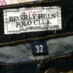 กางเกงยีนส์ทรงกระบอกเล็ก เอว32 รูปเล็กที่ 4