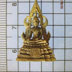 4626 พระพุทธชินราช หลวงปู่นิล วัดครบุรี ปี 2535 จ.นครราชสีมา รูปที่ 3