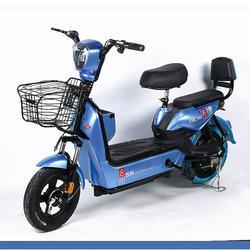 💥(จำนวนจำกัด)รถไฟฟ้า จักรยานไฟฟ้ารุ่นอัพเกรด  มีที่ปั่น มอเตอร์48V เหมาะสำหรับขับในเมือง มี 4 สี รูปเล็กที่ 4