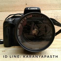 กล้อง canon eos 350d รูปเล็กที่ 1