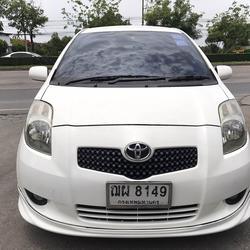 TOYOTA YARIS 1.5 J Auto ปี2009 รถบ้านมือเดียวไม่มีชนหนักไม่ติดแก็ส รูปเล็กที่ 2