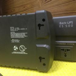 ตัวสำรองไฟ APC (BE500R-AS) รูปเล็กที่ 2