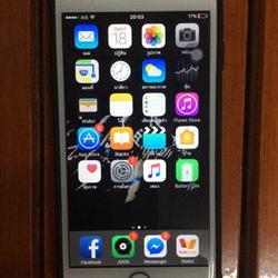iphone6ไอโฟน6 สีขาวสวยๆ รูปเล็กที่ 1