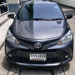 Toyota vios1.5E 2017